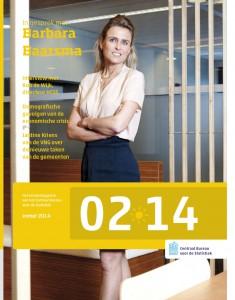 CBS_Magazine_juni_2014_Barbara_Baarsma